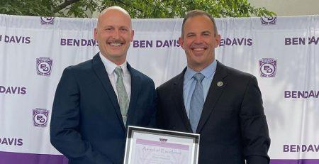 Mendenhall Award