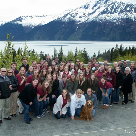Alaska Adventure Trips for Students