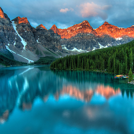 Canadian Rockies Adventure Trips for Students