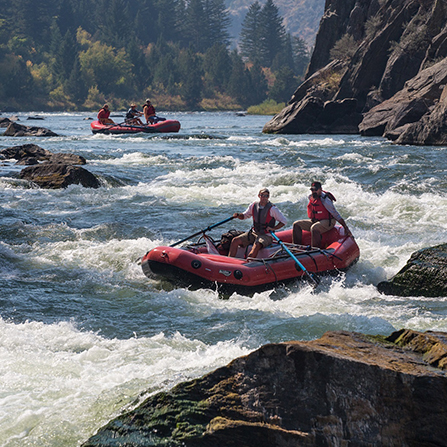 Montana Adventure Trips for Students