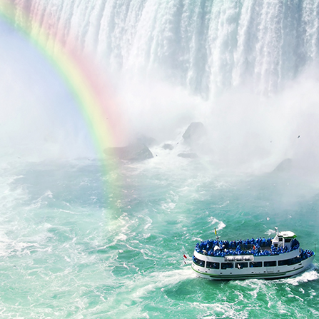 Niagara Falls Adventure Trips for Students