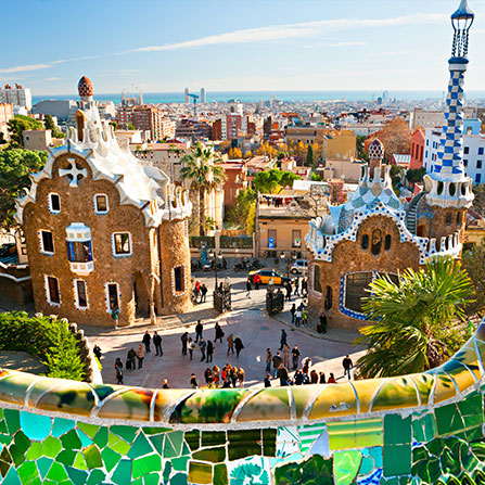 Spain Art Trips for Students