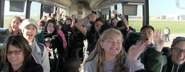 Motor Coach Travel Advice for Students