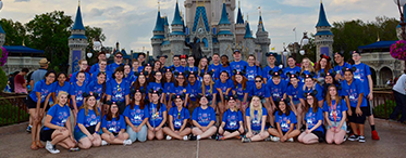 The Value of Education with a student Disney trip.