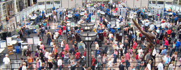 Getting Groups Through Airport Security