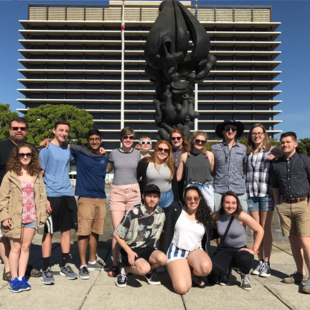 Los Angeles Film & Media Trips for Students