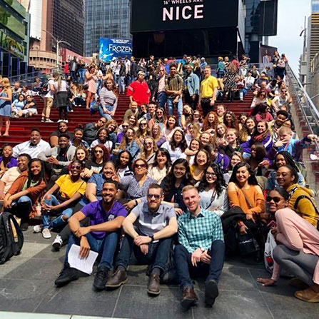 New York City Film & Media Trips for Students