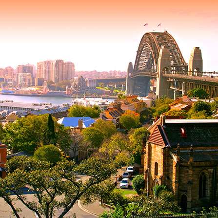 Australia History Trips for Students