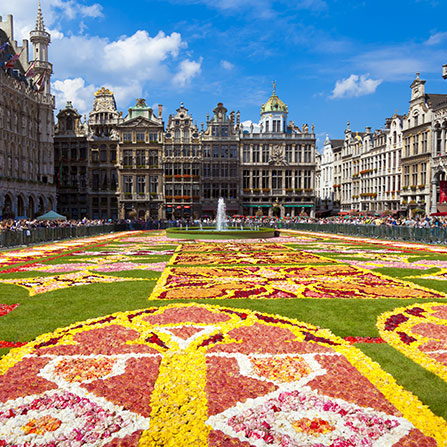 Belgium History Trips for Students