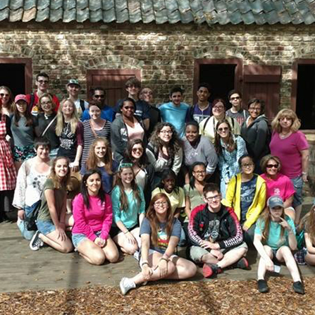 Charleston History Trips for Students