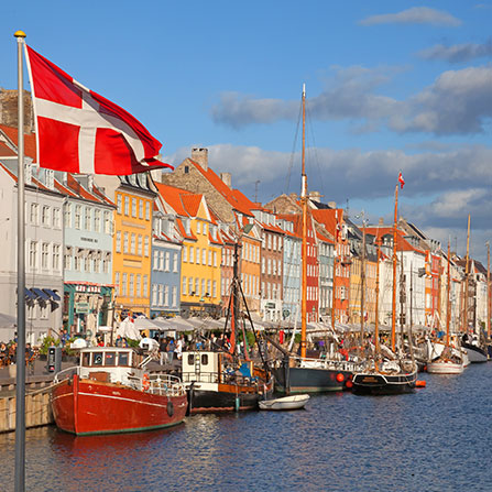 Denmark History Trips for Students