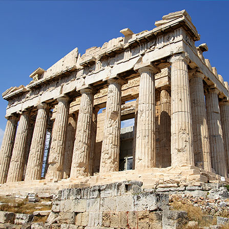 Greece History Trips for Students