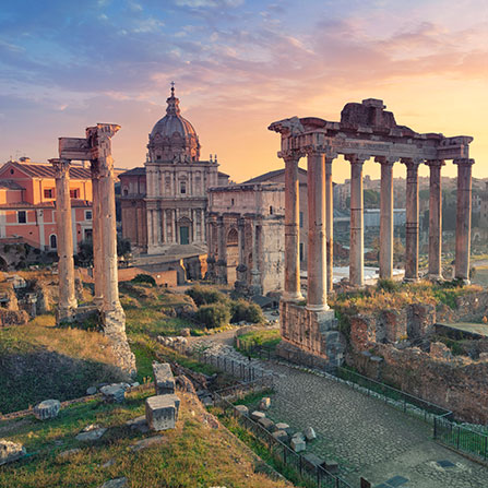 Italy History Trips for Students