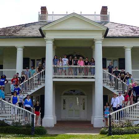 New Orleans History Trips for Students