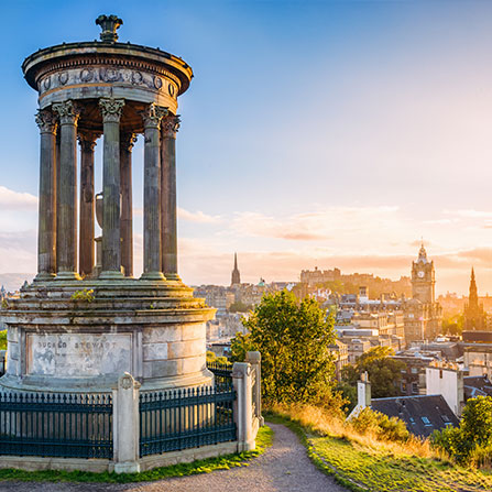 Scotland History Trips for Students