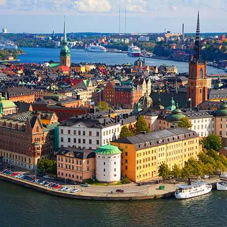 Sweden History Trips for Students