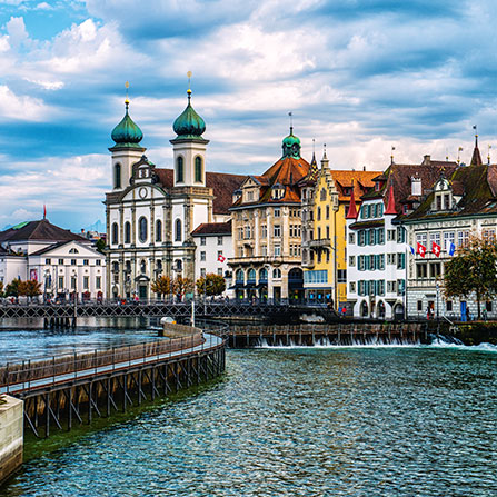 Switzerland History Trips for Students