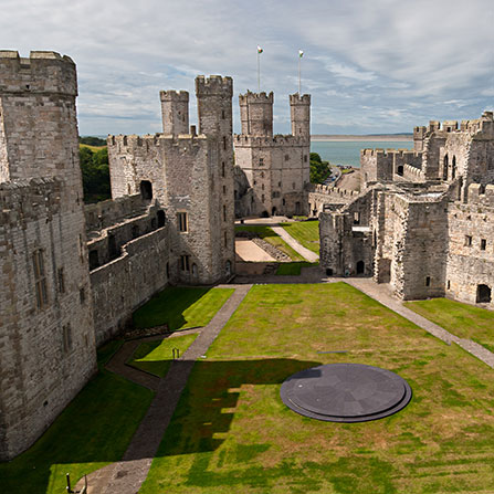 Wales History Trips for Students