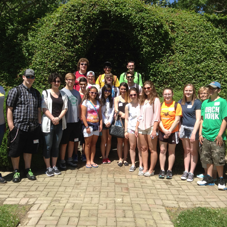 Williamsburg History Trips for Students