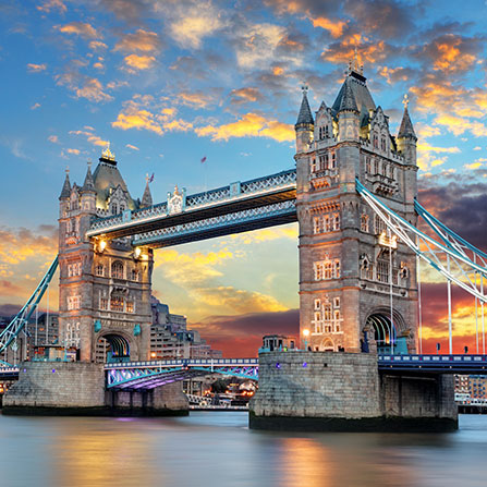 England/United Kingdom Language Immersion Trips for Students