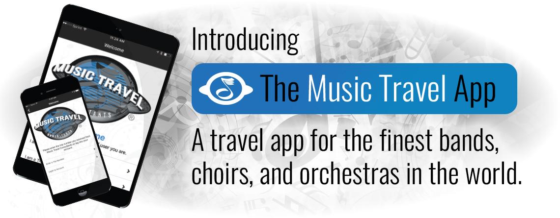 The Music Travel App