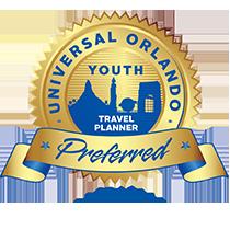 Universal Orlando - Preferred Youth Travel Planner