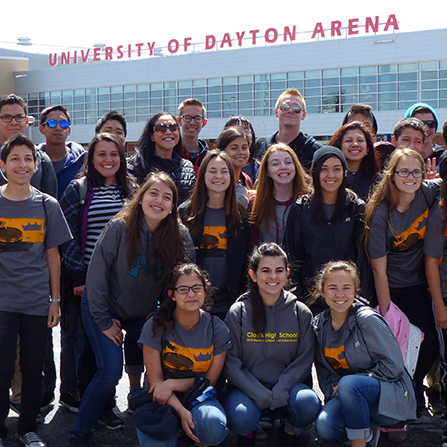 Dayton STEM Trips for Students