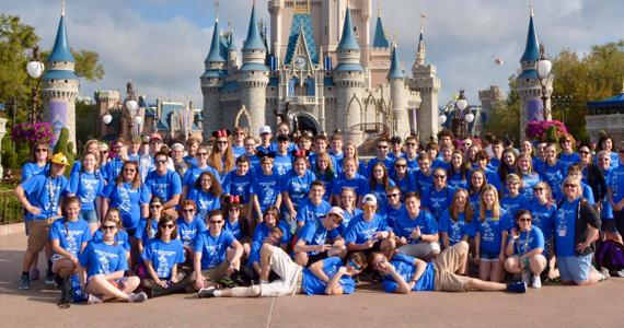 Disneyland Parade Trips