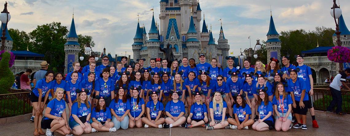 Student Disney Trips
